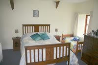 farmhouse accommodation for families with small children on real working farm in cornwall