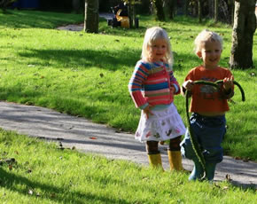 activities for toddlers at higher lank farm holidays, bodmin