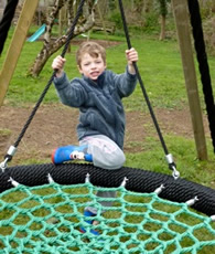 new swing at higher lank farm